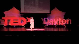 Embrace your past, define your future: Nora Stanger at TEDxDayton