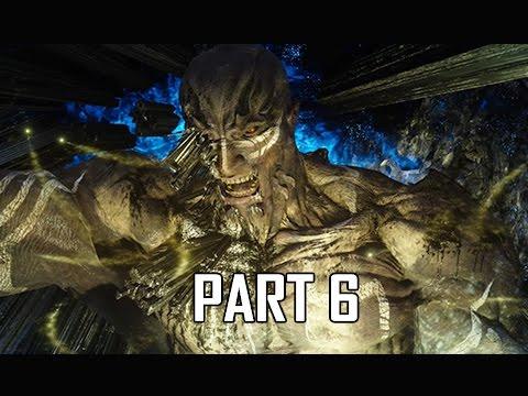 Final Fantasy 15 Walkthrough Part 6 - TITAN (FFXV PS4 Pro Let's Play Commentary)