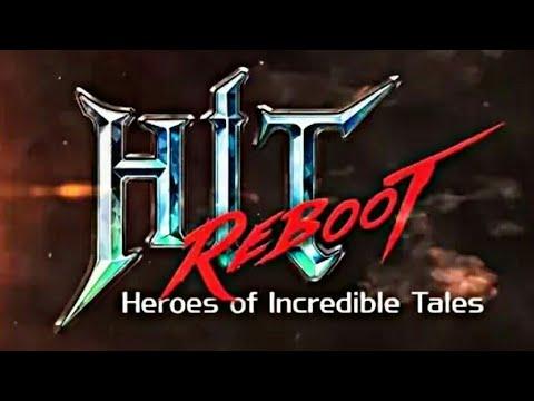 HIT: НОВЫЙ ГЕРОЙ? REBOOT? Показалось... Всего Лишь Берсерк! | Heroes of Incredible Tales
