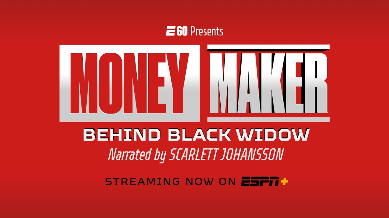 Moneymaker: Behind Black Widow Trailer   E60