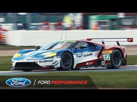Der Ford GT setzt die Segel für den Gewinn der Weltmeistertitel in der FIA Langstrecken-WM