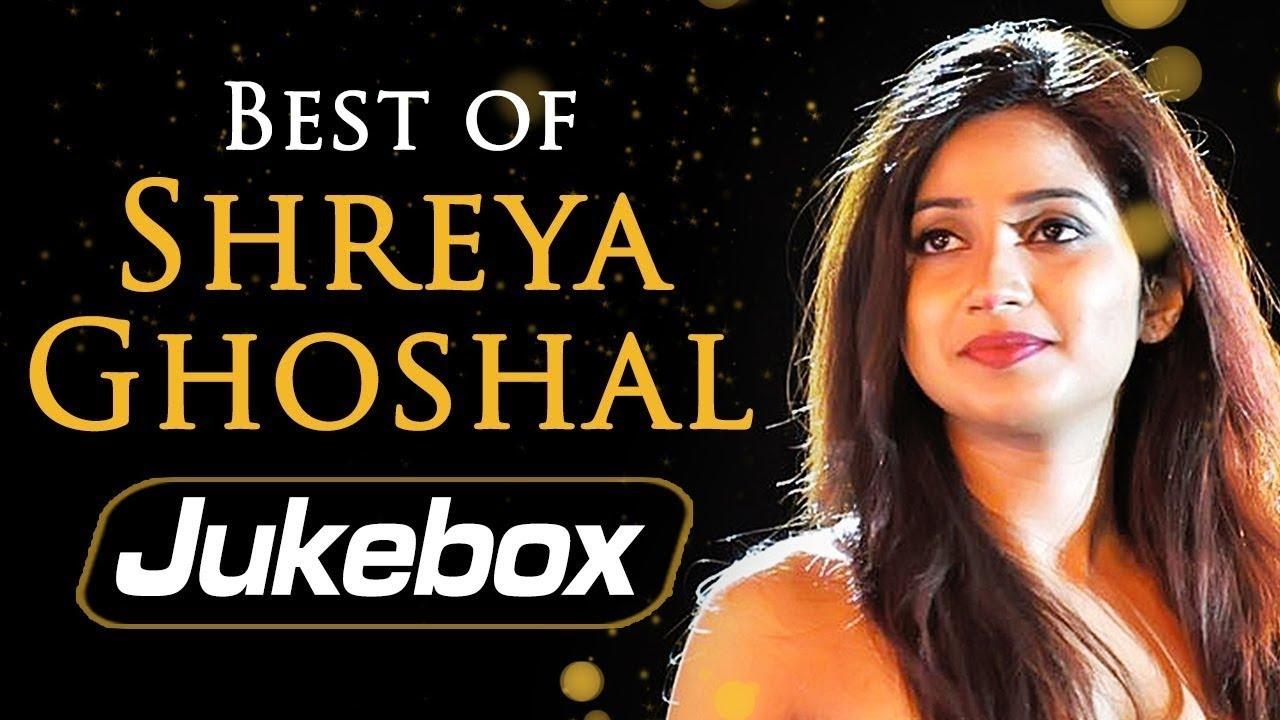 Shreya Ghoshal Songs Live Stream - JukeBox  Songs