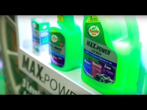 Turtle Wax Commercial Car Wash Products