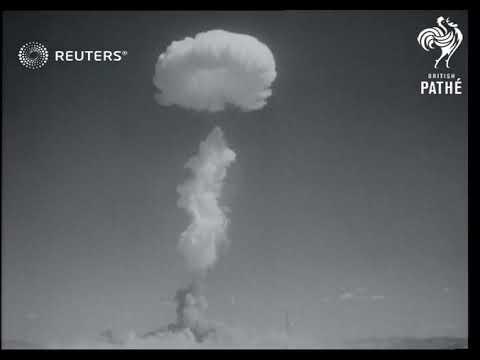 USA: Atomic Bomb Test (1952)