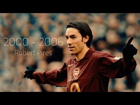 Robert Pires ᴴᴰ ● Goals and Skills ●