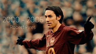 Robert Pires ᴴᴰ ● Goals and Skills ●