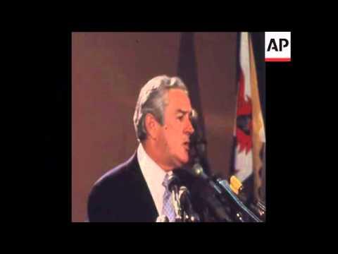 SYND 19-12-71 SECRETARY OF THE TREASURY JOHN CONNALLY SPEAKS IN WASHINGTON