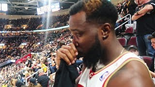 I CRIED AT GAME 3! CAVS VS WARRIORS + KD DAGGER SHOT!  LEBRON IS GONE!!!!