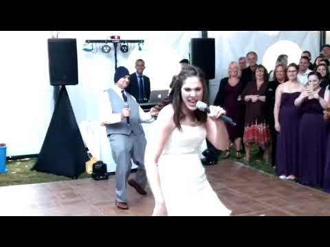 Let Me Clear My Throat! FatherDaughter Wedding Dance