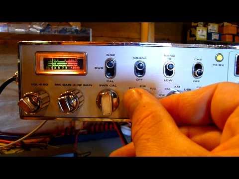 Superstar 3900 10 meter radio