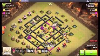 Clash of Clans   Weiwuer Clan War Review #23   58 - 23