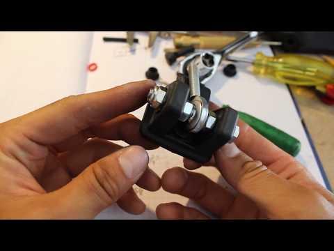DIY Jeep Wrangler Hood Latch – Hood Flutter Fix