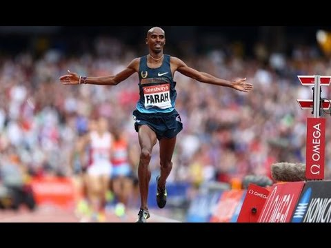 Mo Farah - Highlights ● HD