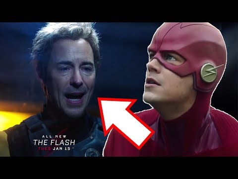 Barry Time Travels to the FUTURE and Flash Museum! - The Flash 5x10 Trailer Breakdown!