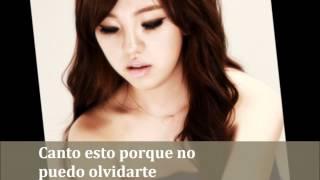 Baek Ah Yeon - Sad Song (Canción Triste) Sub. Español