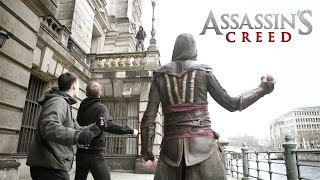 Assassin's Creed Parkour Chase - Movie Tribute