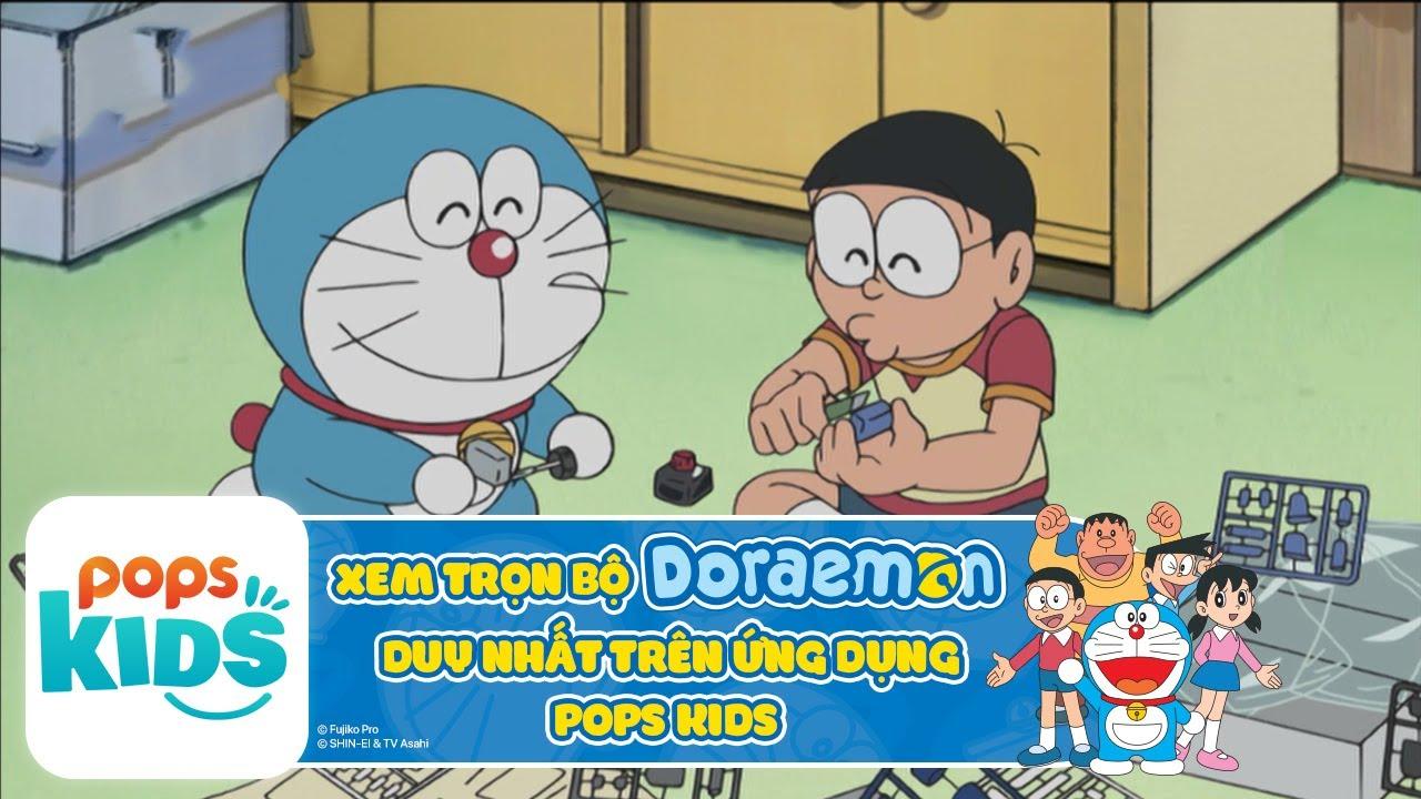 [S6] Hoạt Hình Doraemon - Xài Tiền Cũng Như Không - Xem trọn bộ DORAEMON trên ỨNG DỤNG POPS Kids