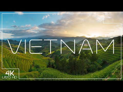 Amazing Vietnam in 4K   Ha Long Bay, Ha Giang Valley and more