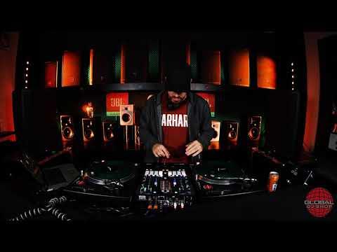 R-NOLD DJ Set (live @ Global DJ Shop, Pécs, Hungary) - GLOBA
