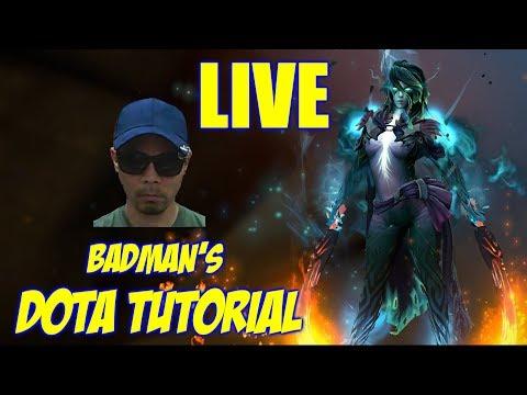 [BADMAN LIVE] DOTA #727