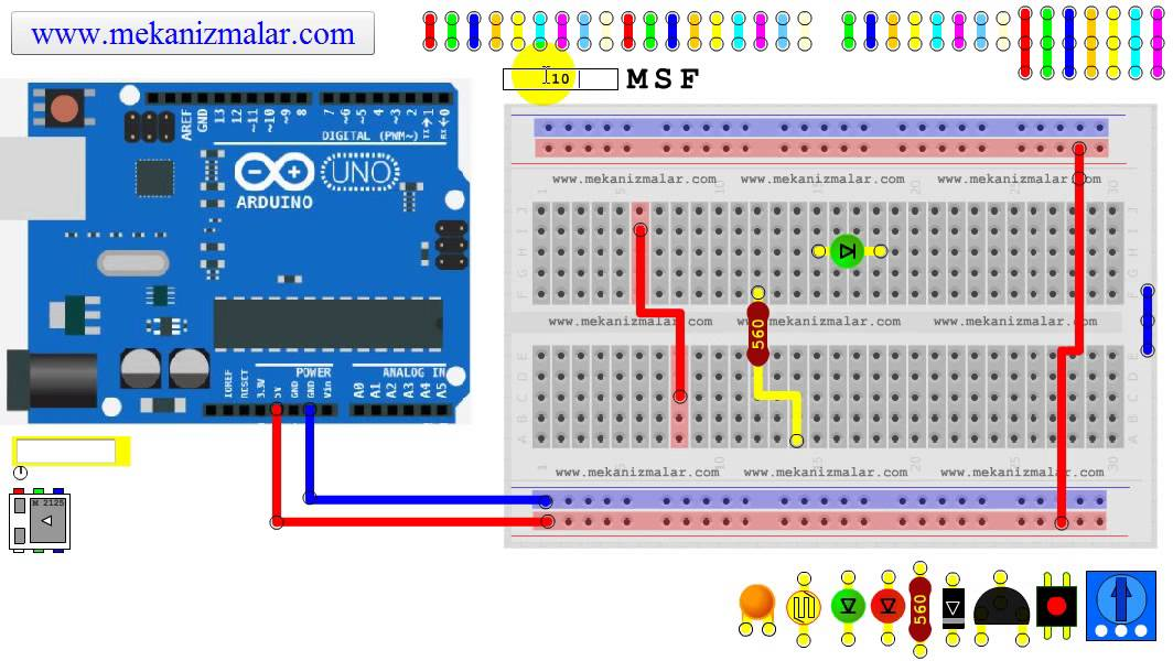 Circuit Builders Arduino - Enthusiast Wiring Diagrams •