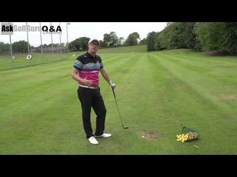 More Consistency In Your Golf Irons