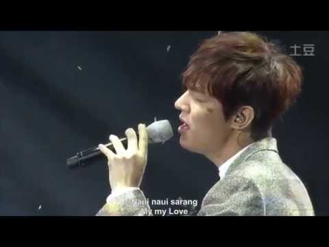 2014 - Painful Love 아픈 사랑 [LEE MIN HO 이민호 李敏镐] - Encore Concert in seoul