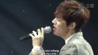 Video 2014 - Painful Love 아픈 사랑 [LEE MIN HO 이민호 李敏镐] - Encore Concert in seoul download MP3, 3GP, MP4, WEBM, AVI, FLV Maret 2018