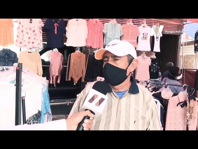 Después de dos meses de permanecer cerrado, el Tianguis de Los Lavaderos reanudó actividades