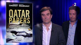 Christian Chesnot et Georges Malbrunot (reporters) - On n'est pas couché 13 avril 2019 #ONPC