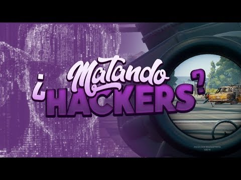 ¿MATANDO A HACKERS? - PLAYERUNKNOWN'S BATTLEGROUNDS GAMEPLAY ESPAÑOL (PUBG) | Winghaven