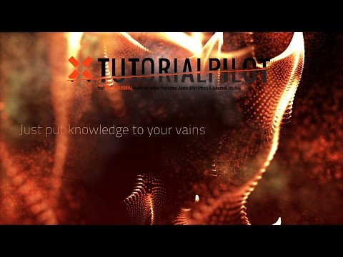 TUTORIAL || Aftereffects Particular | 3D Organic moving Trapcode Form Particle