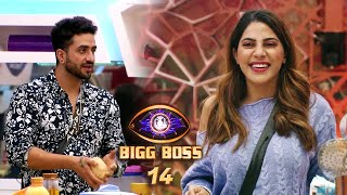 Bigg Boss 14 : Aly Goni asks Nikki Tamboli about all the dishes she can cook