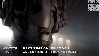 Next Time On: Ascension of the Cybermen | Doctor Who | Sundays at 8pm | BBC America
