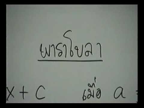 วีซีดีติวเข้มคณิตศาสตร์ ม.3 เทอม 2