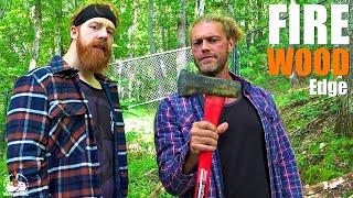 Edge Splitting Wood (CHOP! CHOP!)