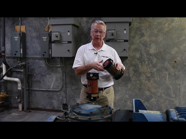 Air Sentry® - How to change a desiccant breather on a gearbox