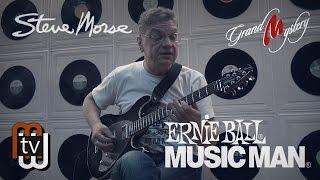MUSICMAN STEVE MORSE - Видео обзор и демо.