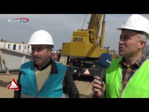 Yazıcıoğlu Prefabrik Vinç Hüseyin Yazıcı Çerkezköy Tekirdağ / Hayırlı İşler Rumeli Tv