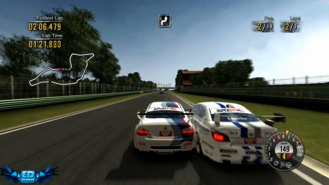 Car Racing Competition Games