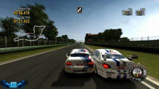 Superstars V8 Next Challenge PC Gameplay 720p HD Win 7