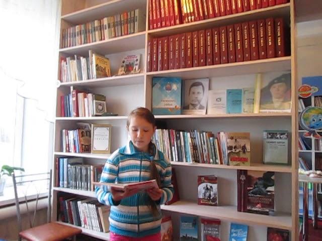 Изображение предпросмотра прочтения – ЕкатеринаБачурина читает произведение «Весенний вечер» И.С.Тургенева