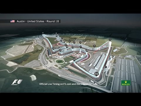 F1 Circuit Guide | United States Grand Prix 2016
