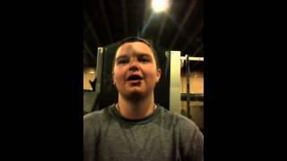 FTM VS. Giant gym guy