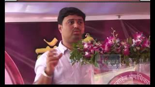 Repeat youtube video 15 06 2016 M  kelavne bus stop dharmadhikari