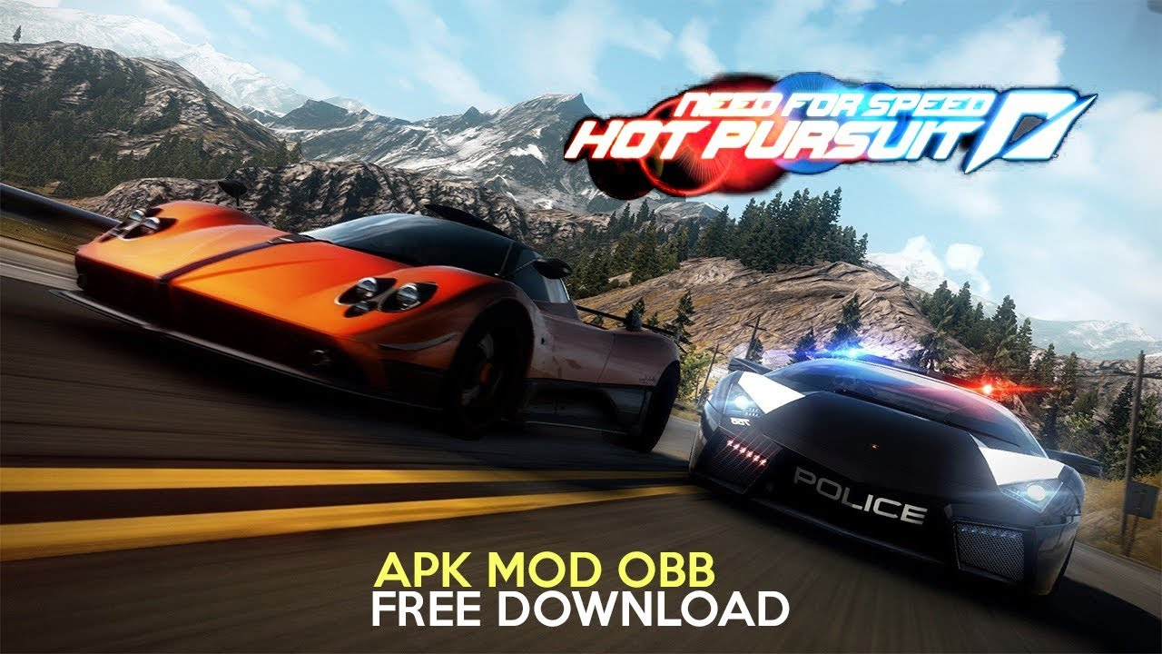 Need for Speed™ Hot Pursuit Apk Mod OBB Free Full Game 2019