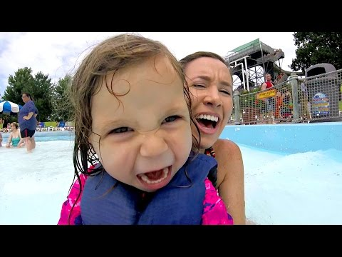 WORLDS OF FUN WATERPARK, BARBECUE FEAST, FLYING DRONES