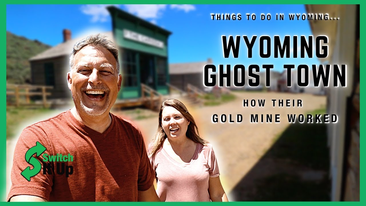 South Pass City, Wyoming (Ghost Town)