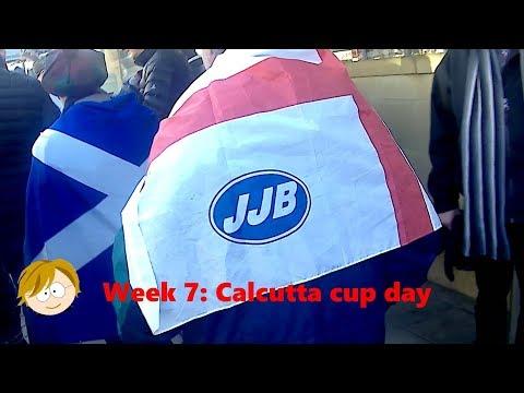 week 7 - Calcutta Cup day