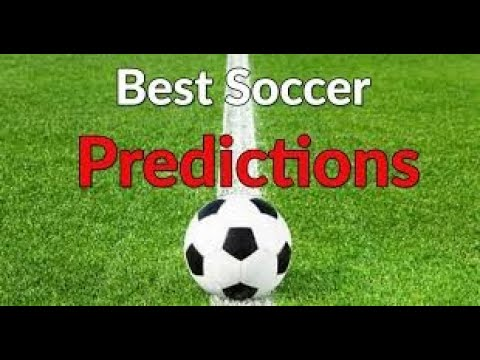 best soccer prediction site ever - soccer predictions how to win every  football bets part 2 - YouTube